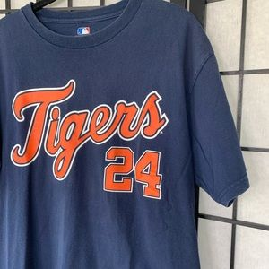 Men's MLB Detroit Tigers Baseball Shirt